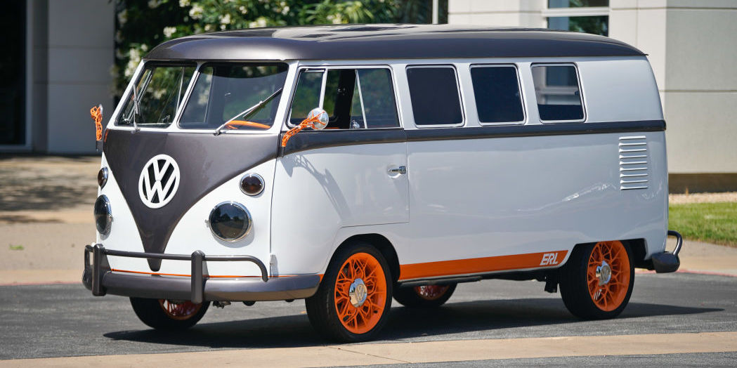 VW Type 20 Concept is an organic, retro EV