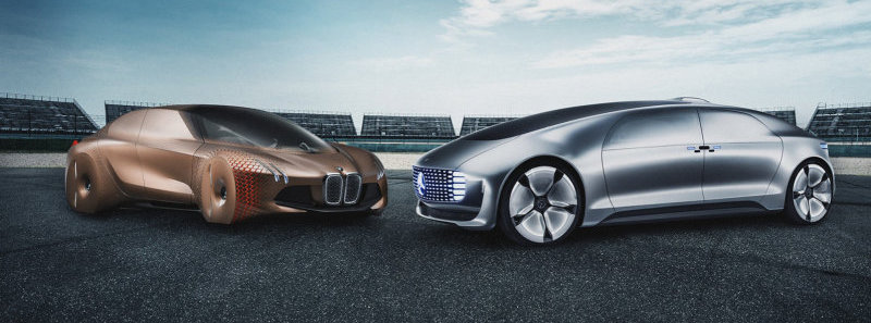 Mercedes and BMW cars will drive themselves on the autobahn by 2024
