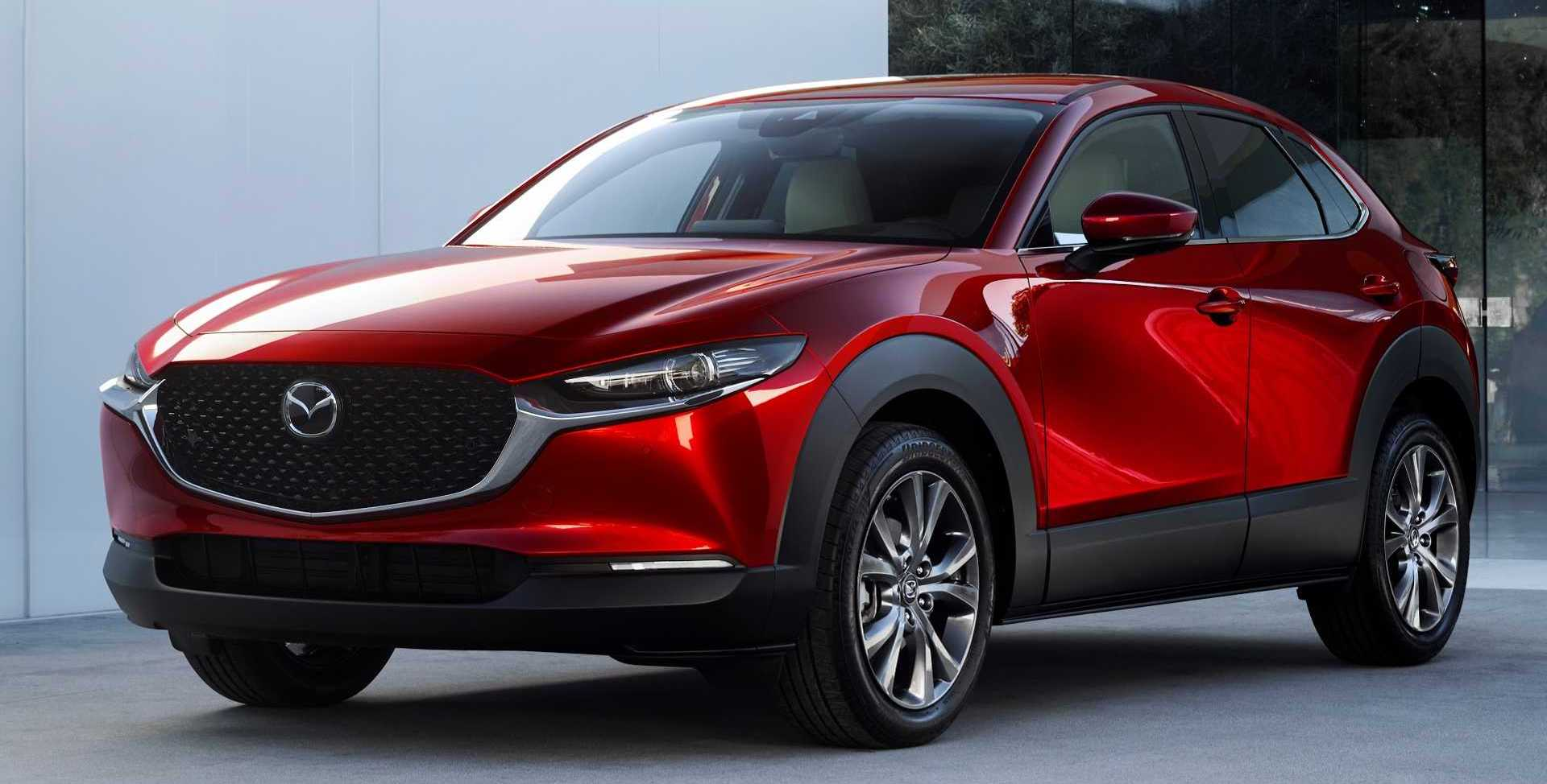 Mazda Trademarks MX-30 And Lots Of CX Monikers In Europe