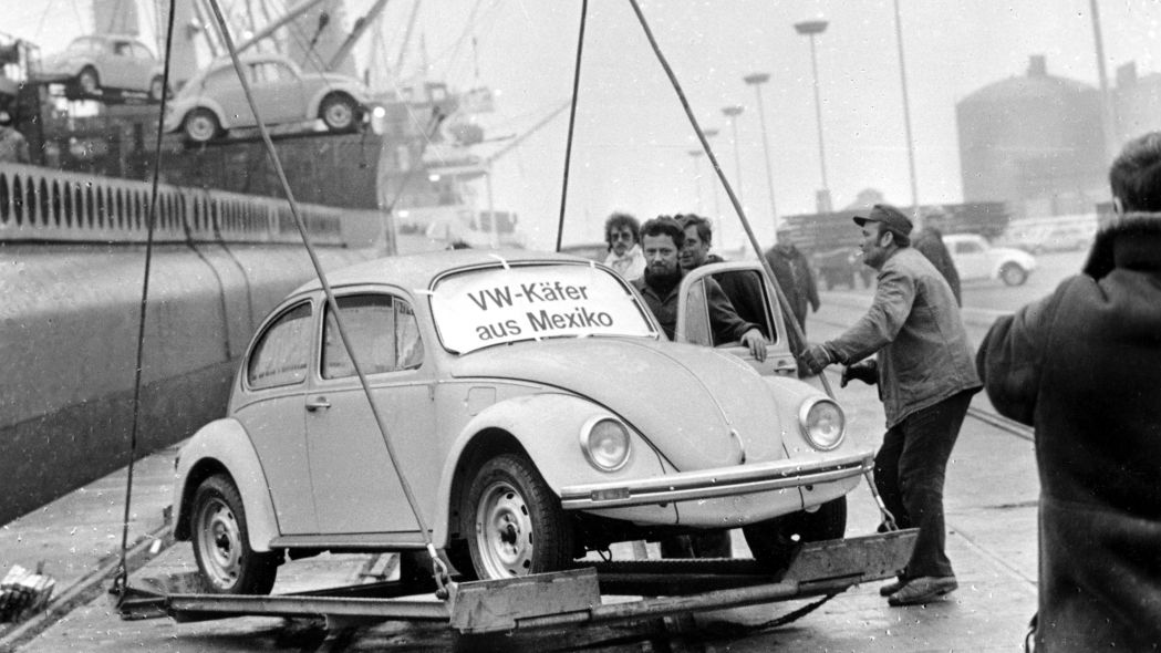 Volkswagen Beetle reaches the end of the road this week after 81 years