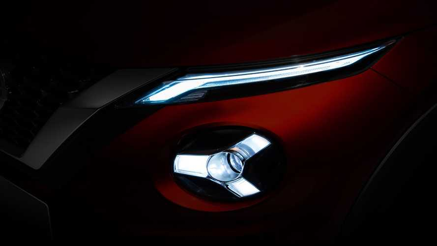 Next-Gen Nissan Juke Teased Ahead Of Sept. 3 Debut