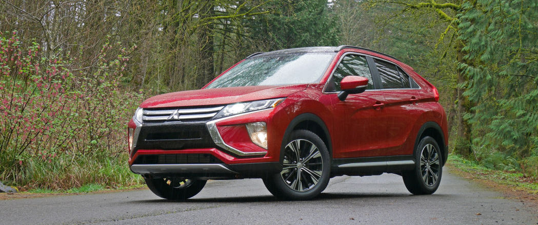2019 Mitsubishi Eclipse Cross scores an IIHS Top Safety Pick