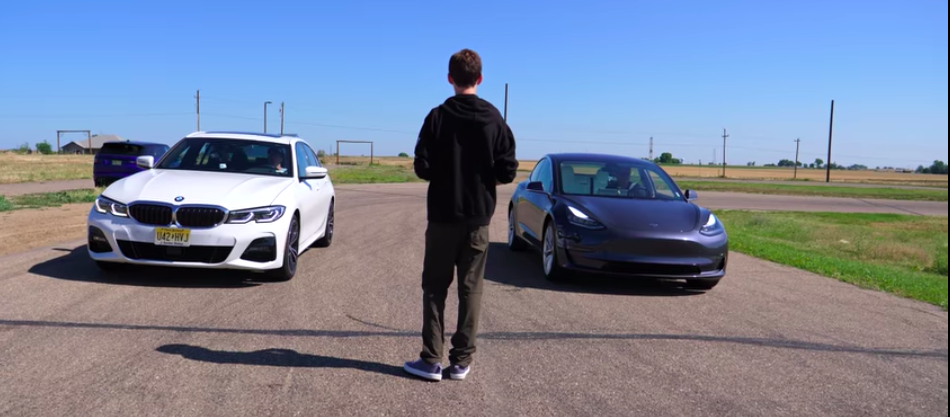 Tesla Model 3 Or BMW 3 Series? Which Is The World's Best Sedan?