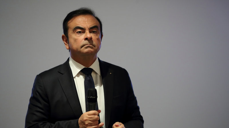 Carlos Ghosn sues Nissan-Mitsubishi in the Netherlands