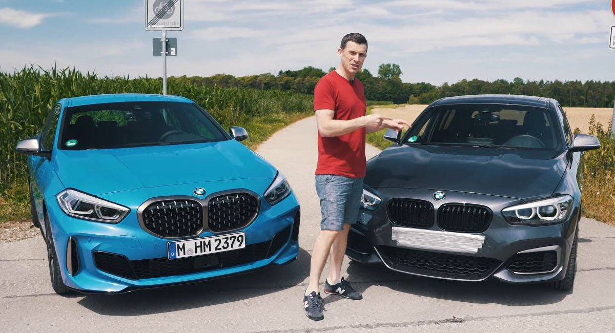 New BMW M135i Duels Old M140i In Acceleration Tests