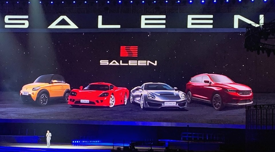 Saleen Debuts New SUV, Microcar For China In Lavish Event