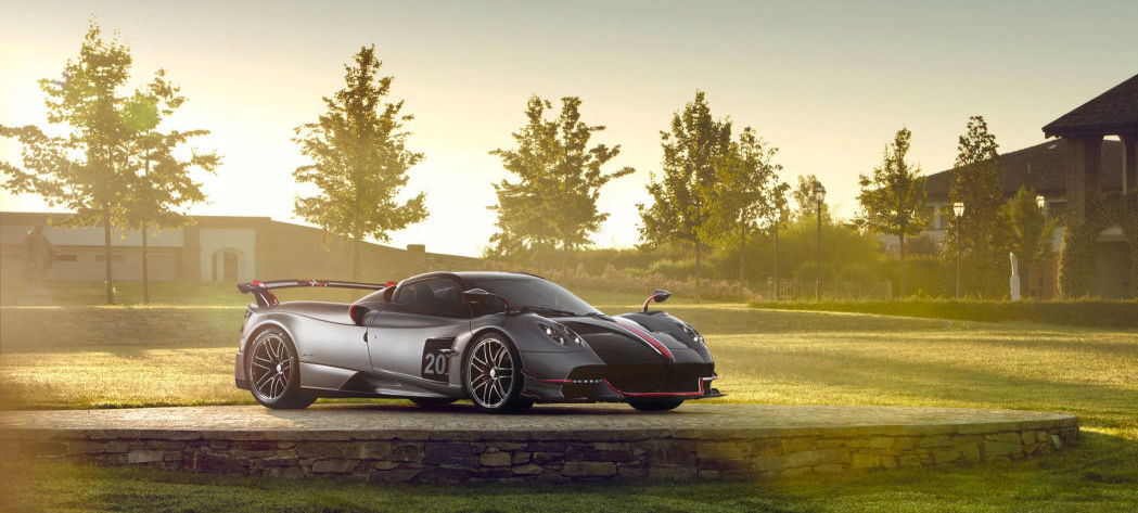 $3.4M Pagani Huayra Roadster BC debuts with more power, more weight than the coupe