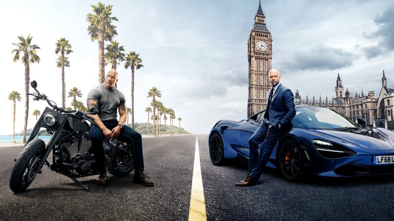 'Fast & Furious' facts & figures: counting punches and gear shifts