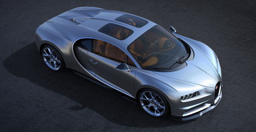 Bugatti has already designed and shown an SUV, awaits green light