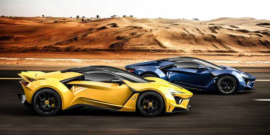 Someone Bought Five Fenyr SuperSport Launch Editions