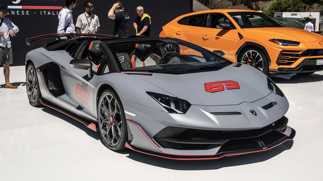 Lamborghini unveils Aventador SVJ 63 Roadster and Huracan EVO GT Celebration
