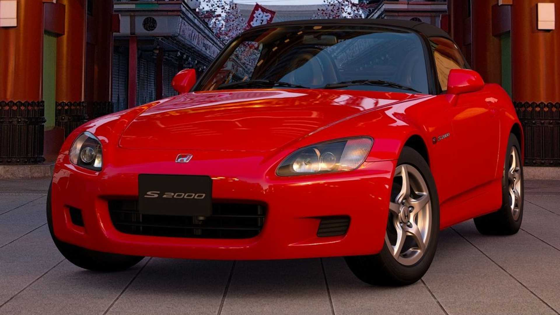 Gran Turismo Sport Adds 5 Japanese Cars, Including Honda S2000