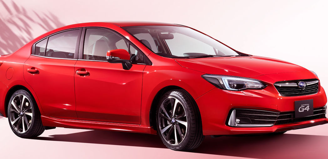 Subaru Impreza gets smarter, safer and sharper in Japan