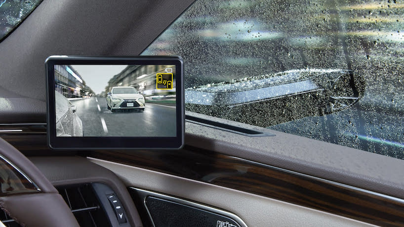 NHTSA will finally test cameras to replace mirrors