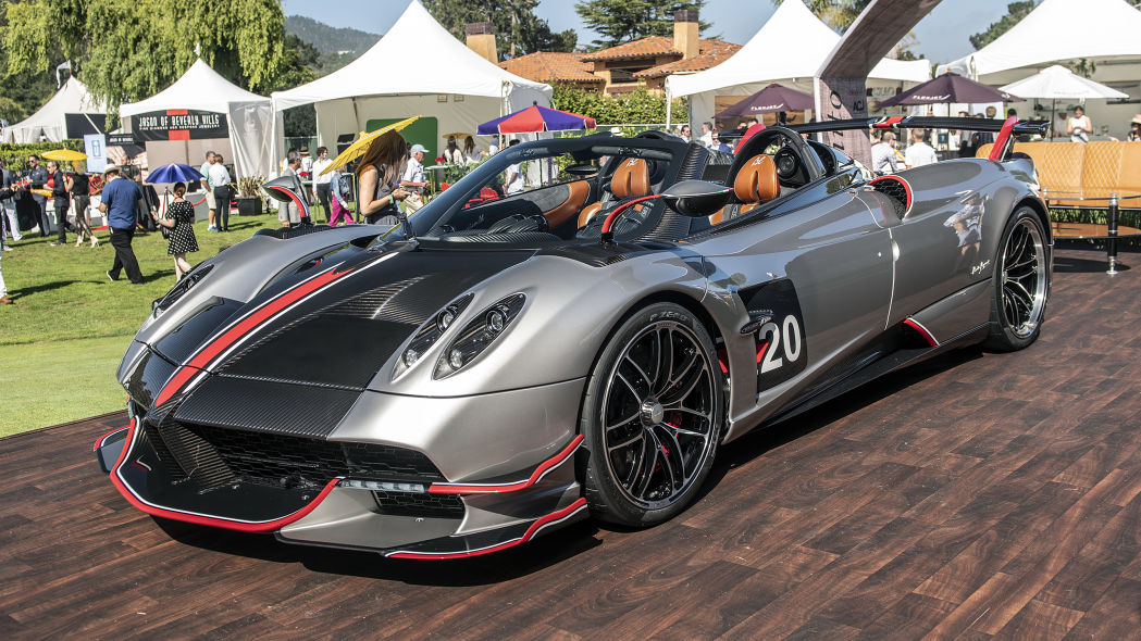 Even Pagani is considering an SUV