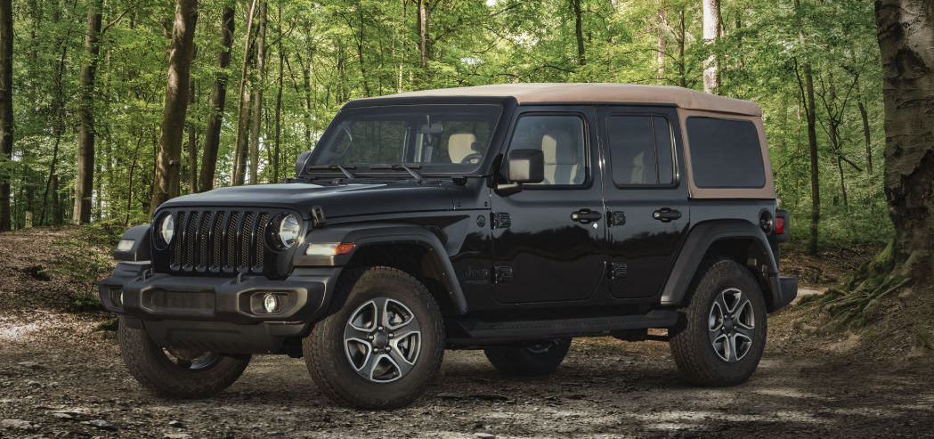 2020 Jeep Wrangler adds more capable Willys Edition
