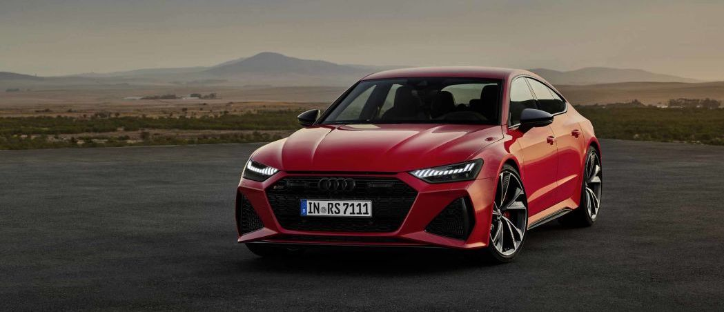 2020 Audi RS 7 Sportback arrives with more horsepower, more seats