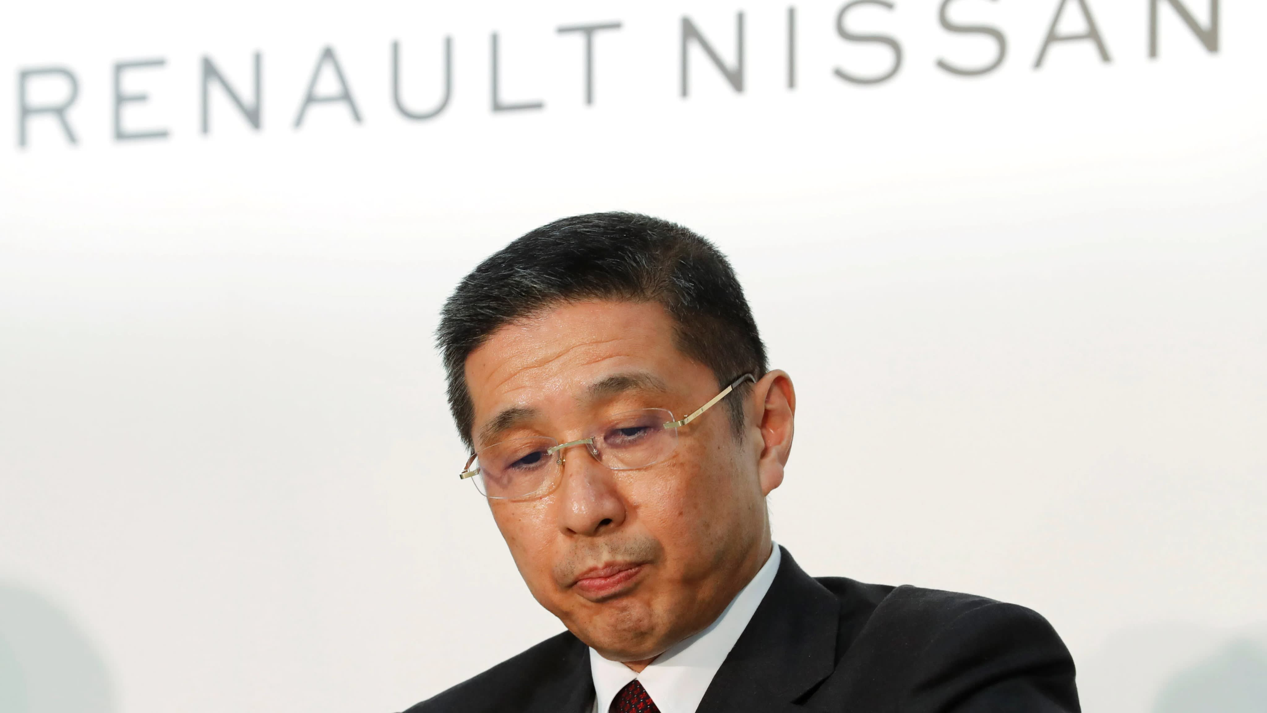 Nissan CEO Saikawa admits he was overpaid, in policy violation