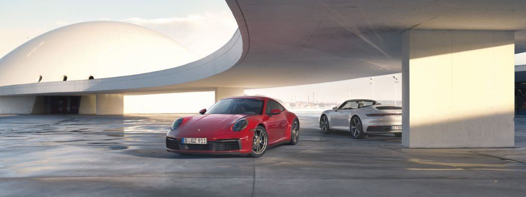 Porsche unveils all-wheel drive 2020 911 Carrera 4 Coupe, Cabriolet