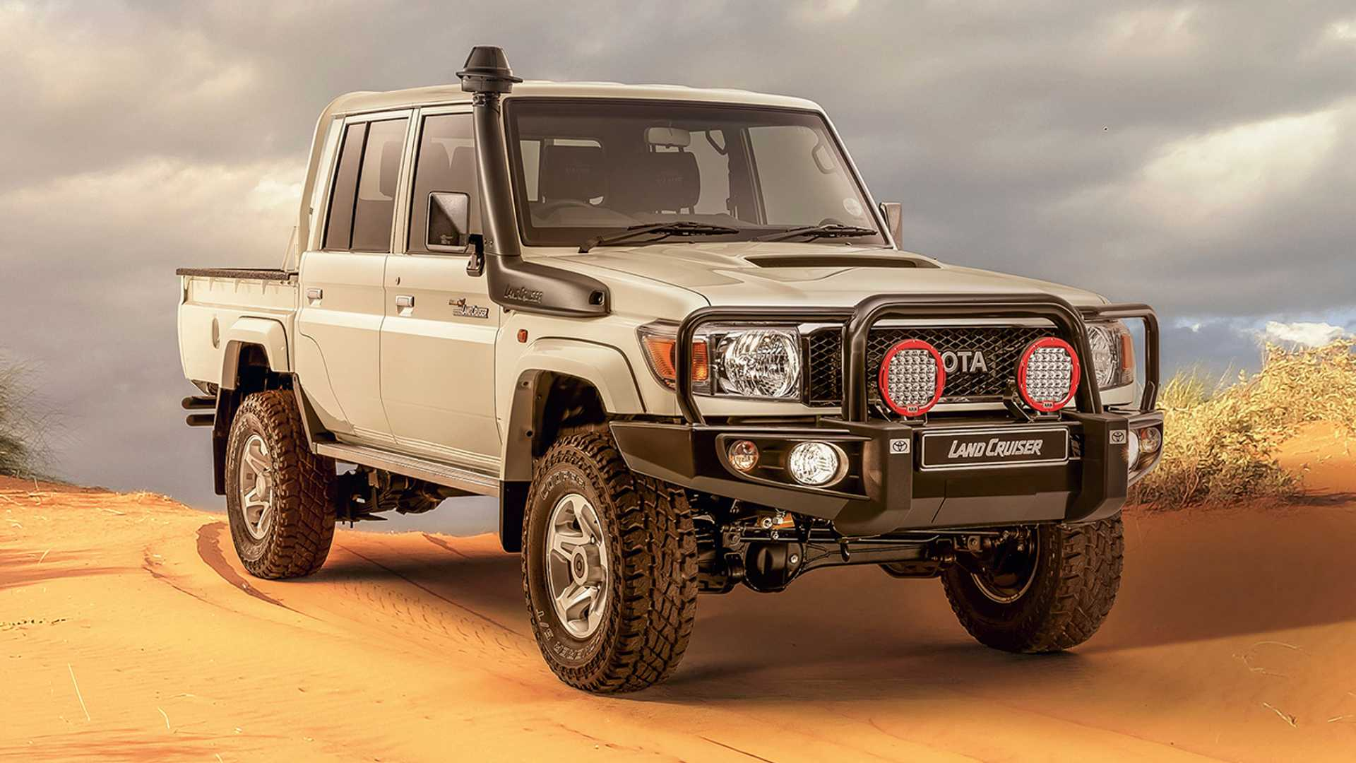Toyota Land Cruiser Namib Might Be Coolest Car On Sale... In South Africa