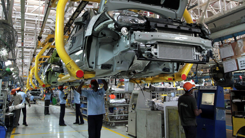 Ford, Mahindra close to forming a joint venture in India