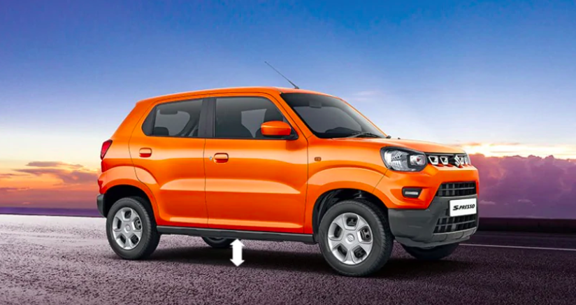Maruti Suzuki S-Presso Officially Revealed Ahead Of Its Launch
