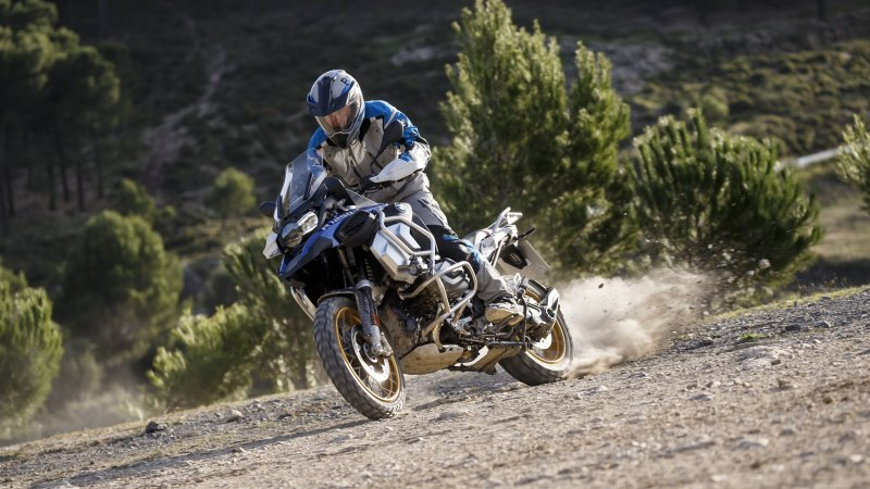 M could help BMW Motorrad make a two-wheeled M3