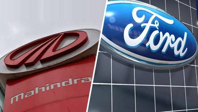 Ford and Mahindra clinch their joint venture in India