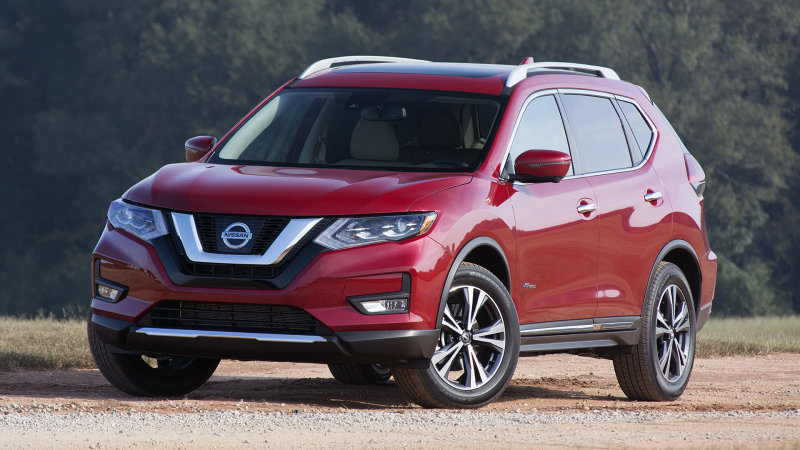 Bridges, railroad tracks can trigger Nissan Rogue's automatic emergency braking system