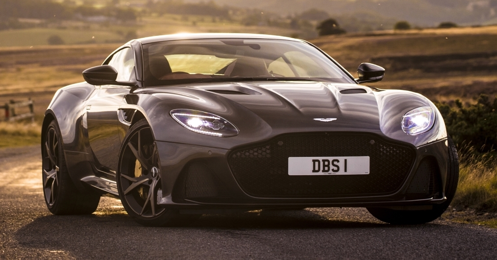 """2020 James Bond """"No Time To Die"""" Will Feature Four Aston Martin Models"""