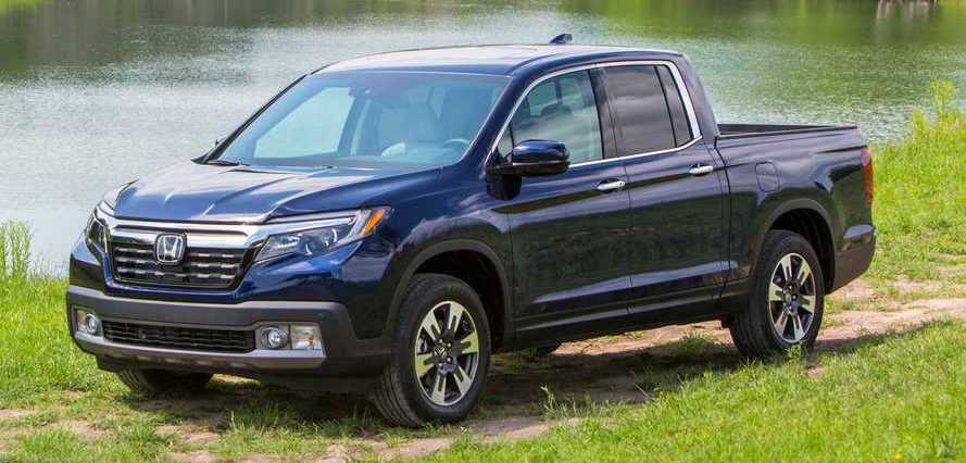 Is Honda Developing A Hybrid Version Of Its Ridgeline Pickup?