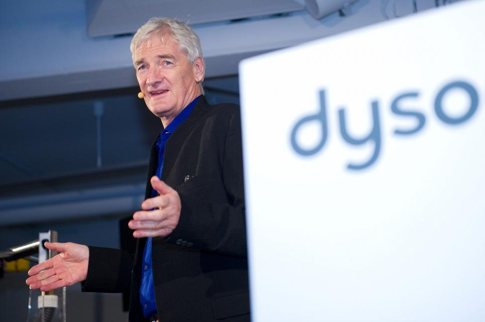 British inventor James Dyson cancels electric car project