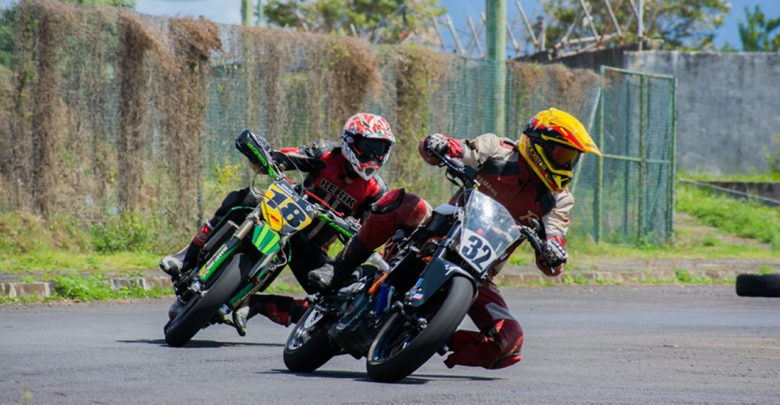 Motoclub Racing Team : Hansley Joorun A Été Le Plus Fort