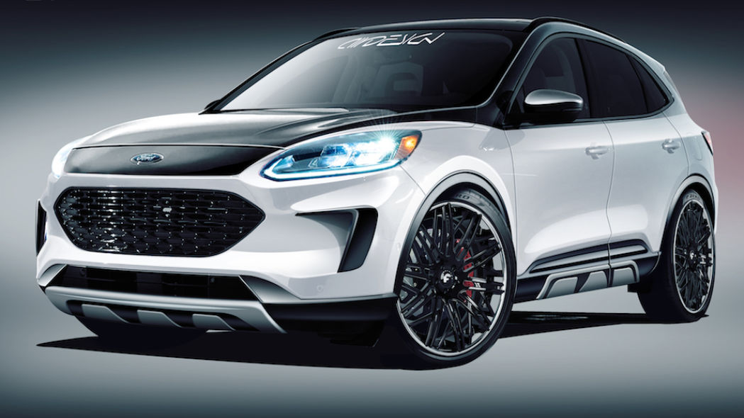 Ford will bring more than 50 tricked-out vehicles to SEMA: Here's a preview