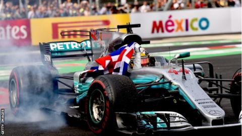 Lewis Hamilton wins the Mexican Grand Prix but doesn't clinch championship