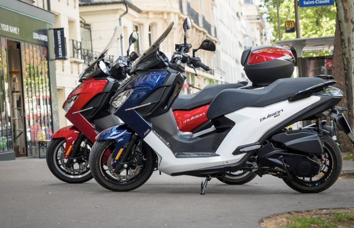 Mahindra Just Bought 100 Percent Of Peugeot Motorcycles