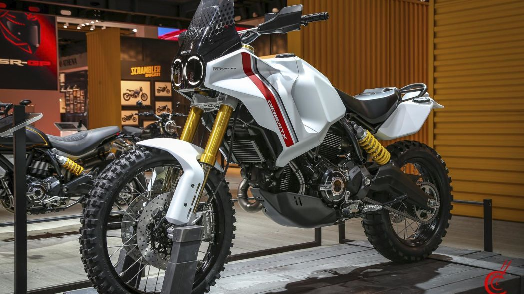 Ducati's latest concepts take the Scrambler name in two directions