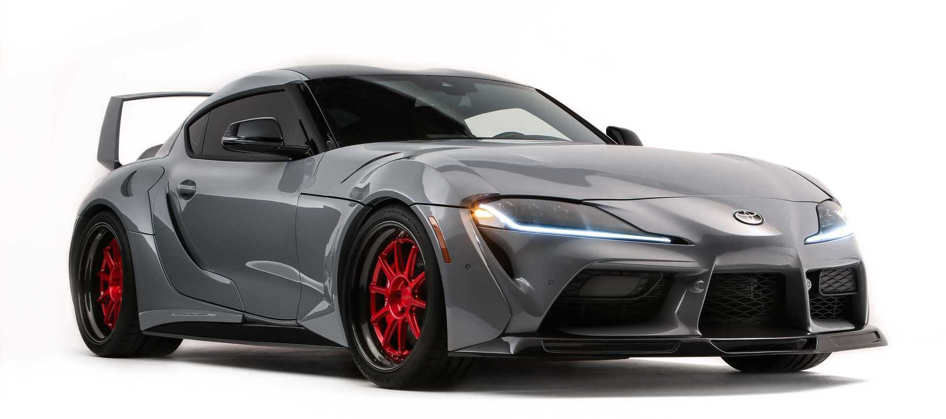 Toyota GR Supra HyperBoost Edition Hits SEMA With More Than 750 HP