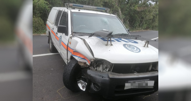 Plaine-Champagne accident police