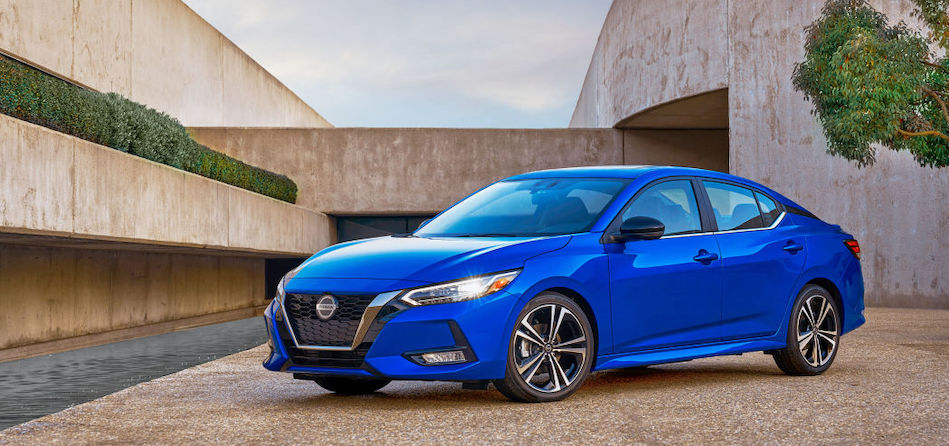 2020 Nissan Sentra takes a walk on the upscale side