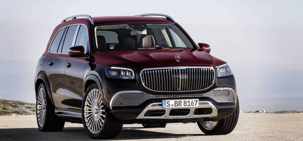 2020 Mercedes-Maybach GLS Revealed, Looks Like a Chinese Copycat