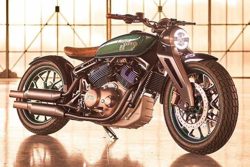 Is Royal Enfield Working On An Electric Bike?