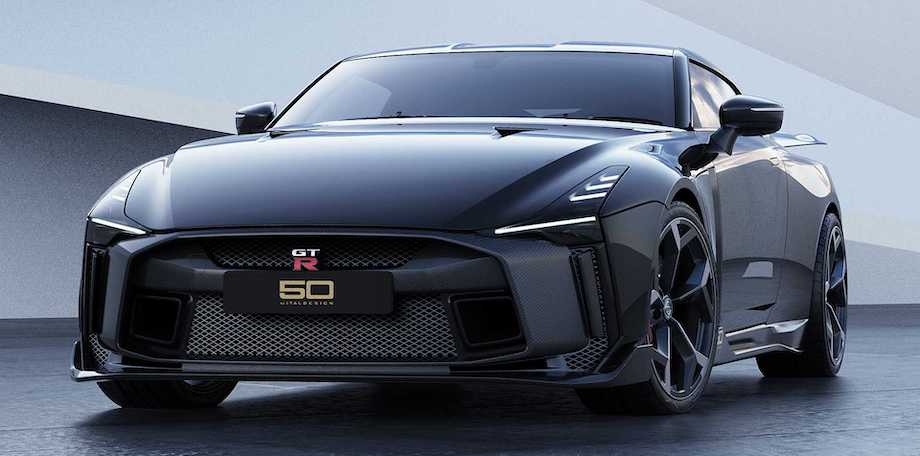Nissan GT-R50 By Italdesign Production Version Goes Official