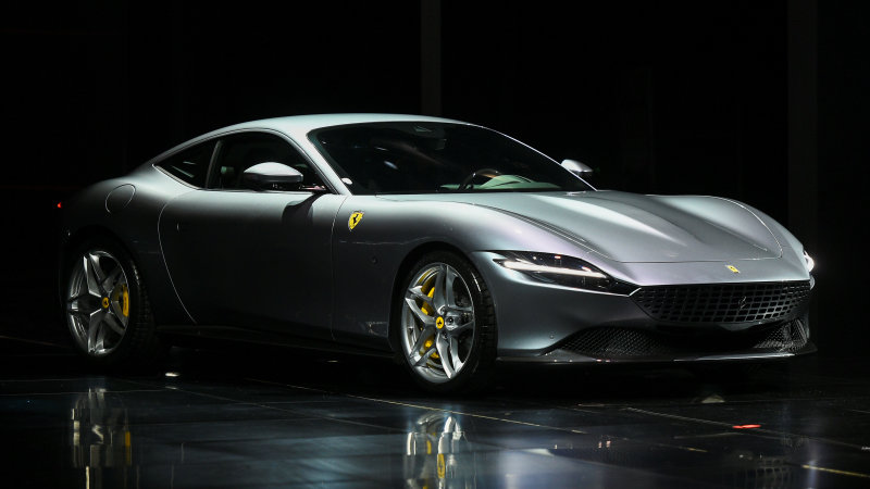Electric Ferrari coming after 2025, says CEO