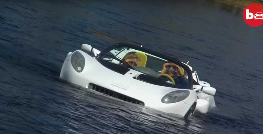 Rinspeed sQuba Is The Submarine Lotus Elise You Forgot About