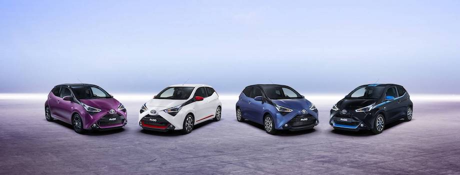 Toyota Aygo To Stick Around, New Generation Planned