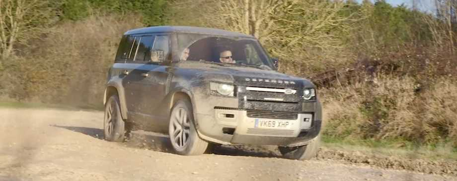See 2020 Land Rover Defender Get Trashed By Its Chief Engineer