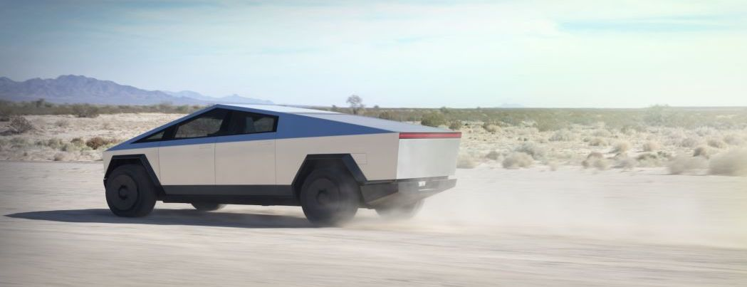 Cybertruck legal to drive on Mars; in Germany, maybe not so much