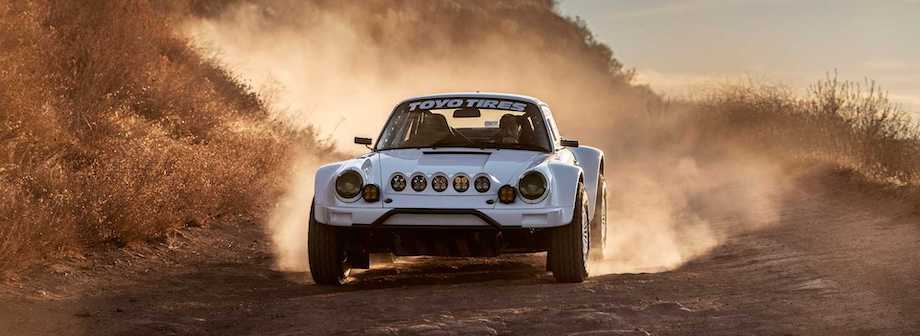 Bonkers Baja Porsche 911 Captured In 134 Epic Photos Is A Must-See