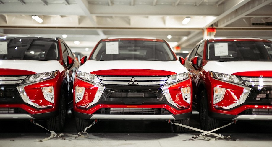 NHTSA Awards Five-Star Overall Safety Rating to 2020 Mitsubishi Eclipse Cross